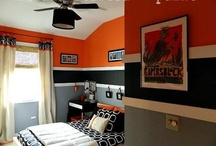 Boy bedroom / by Lindsey @ Better After