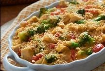 Casseroles & Crock Pot Recipes