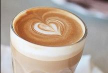 Leuke wereld ❤️ coffee / love coffee latte art