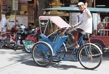 Transportation Asian style