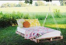 ❤️ Garden inspiration ❤️ / beautiful things for terrace & garden