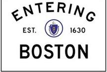 BOSTON, my 1st home