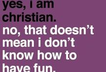 Christian humour ♥ / Yes even Christians have a sense of humour! ;-)