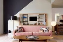 Interior Inspiration - Living room