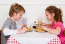 Kid Friendly Restaurant