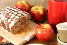 Apple Season / Fall in love with all these amazing apple recipes from sweet to savory this autumn season