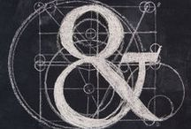 ampersand | & | et | / by ale casinelli