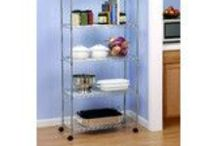 Cute shelving for the kitchen