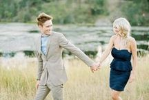 Style Guide: Couples / Ideas of what to wear for your engagement session or love portrait.