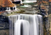 Washed by the Water / Waterfalls / by Susan Scarlett
