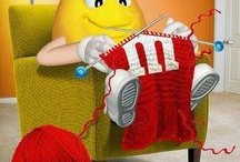 knitting / by Carmen Koester