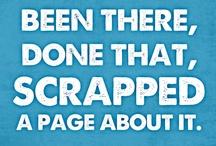 Scrapbooking & Stamping #1 / by Pat Jones