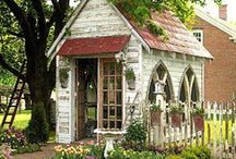 Greenhouses & Cottages / by Melissa Aaron