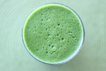 Smoothies / Try some great green smoothies to help with weight loss. Check out my green smoothie starter guide here: http://www.letstalkfitness.com/green-smoothies-faq-guide / by Allen Stern