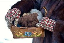 Yarn and Knits and Crochet  and sewing / by Darcy