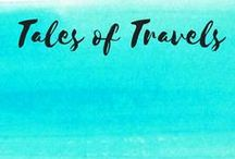 Tales of Travels / Stories of travel from all around the world.