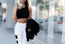 Athletic - Fashion Inspiration