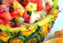 Yummy Vegetarian / Ovo-Lacto vegetarian food / by Diane Vaubell-Rott
