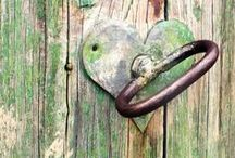 Heart Love / Hearts are found everywhere in nature and in the man made world.  I love them! / by Carolina HeartStrings