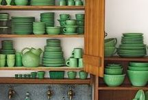 Dish Crazy / We love dishes.  All sizes, colors, collections!  Can you ever have too many? / by Carolina HeartStrings