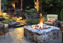 Great Outdoors / Outdoor design and living.  Some truly spectacular spaces.  / by Carolina HeartStrings