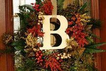 wreaths / by Rose Loscher