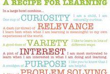 Always Learning / by Amanda Jackson