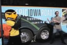 Selling Iowa / The Iowa Tourism Office has marketing campaigns encourage Midwesterners to visit traveliowa.com to learn about travel attractions and amenities in the state. / by Travel Iowa