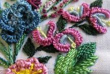 CRAFTY IDEAS - EMBROIDERY STITCHES &  PATTERNS / Stitches, Patterns and Beautiful Worldwide Examples of Embroidery Styles. / by Zippy Tu Yu