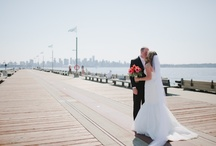 """I do"" Weddings at Pinnacle Hotel at the Pier / A unique seaside wedding venue in North Vancouver. From a small intimate wedding to a grand celebration for 500 we invite you to share your forever with us."
