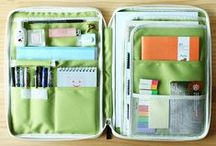 Cartable organisationnel / by 🌸 Any 🌸