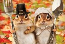 FALL-Thanksgiving/Halloween / by Christie Morgan