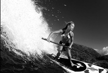 Paddle Boarding / by TheSurfersView .com