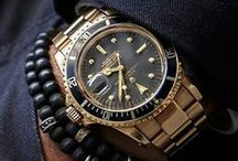 "Watches / ""A Crown For Every Achievement"" - Rolex -"