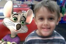 Say Cheese! / Chuck E. loves when his friends take pictures during their Chuck E. Cheese's visit. Check out this board to see some of Chuck E.'s friends.