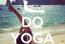 yoga / by Danielle Heinlein