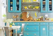 Kiss the Cook  / Kitchen ideas