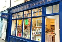 Things British Greenwich / Brand new shop aside Greenwich Market 7 Turnpin Lane