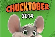 Chucktober 2014 / by Chuck E. Cheese