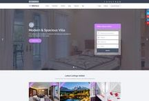 Travel & Hotel Website / WordPress theme for hotel & travel website.