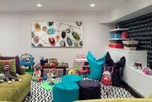 Play Room or Basement ideas