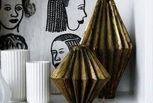 Settings, displays / by Julie Erickson