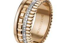 Wedding Bands / #weddingbands #wedding #marraige #rings #stunning #elegant #luxury #jewelry #jewels