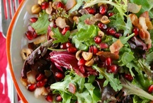 Salads! / by Kristen Hess (The Artful Gourmet)