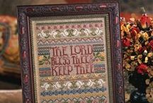 Next & Current Stitching Projects / by Joanna Hurley