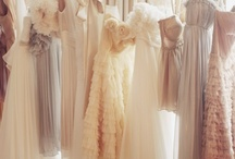 Dressed to the nines... / Wedding Couture, Accessories and Styling