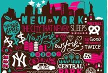 Geografía:: / Mapas... Ilustraciones de distintos lugares y ciudades del mundo.