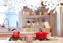 Home-Kitchens/Kitchen Things  / by Evita