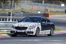 Mercedes C63 AMG / by Redaktion Mercedes-Fans