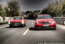 Pontiac GTO vs. C63 AMG Black Series / Soul mates: Two outstanding Muscle Cars from different decades - and still there are some similarities / by Redaktion Mercedes-Fans